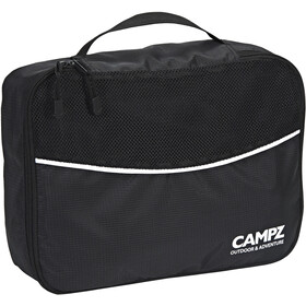 CAMPZ Luggage Organizer S, black
